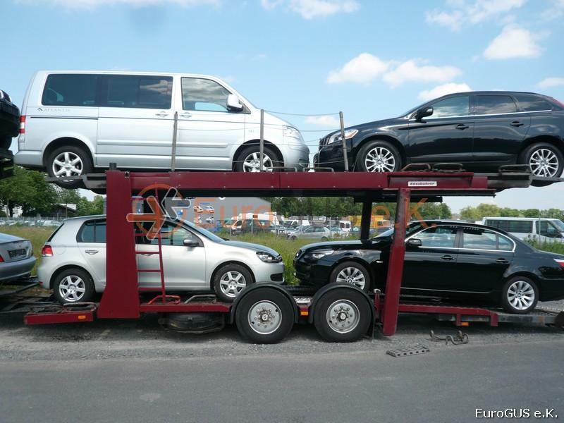 автомобили автовозом