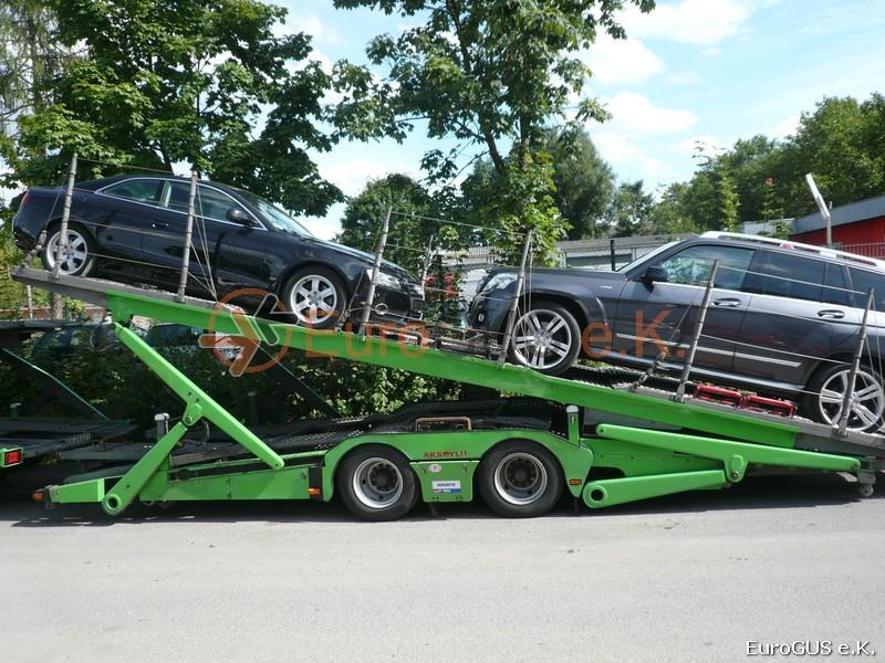 Перевозка автовозом в Россию