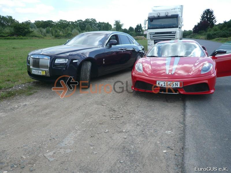Ferrari, RR. Кельн