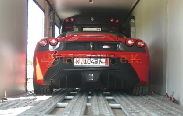 Ferrari F430 F1 Scuderia