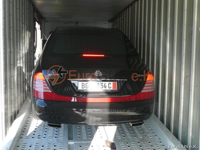 Перевозка автомобилей из Германии в Россию, доставка крытым автовозом