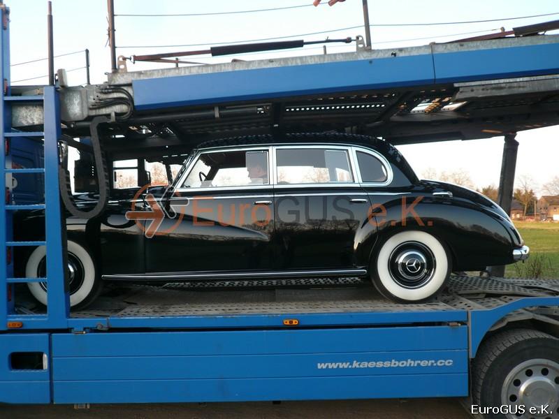 доставка авто из Германии