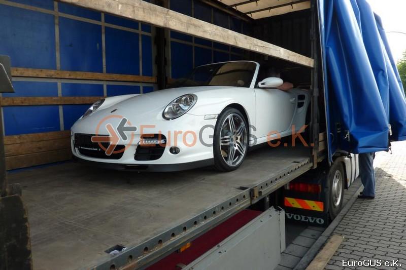 перевозка автомобилей доставка авто из Германии в Россию