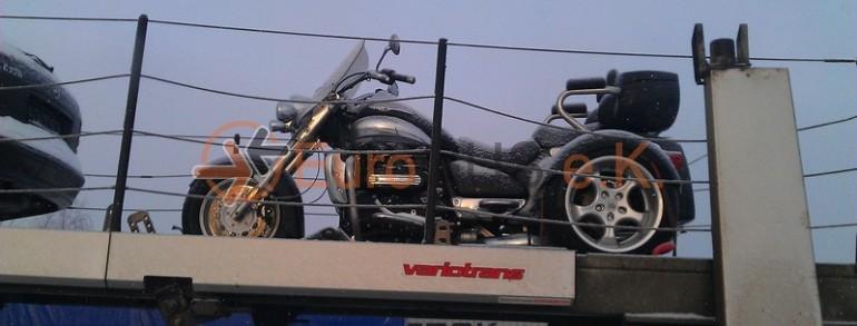 Мотоцикл Rewaco CT2300T