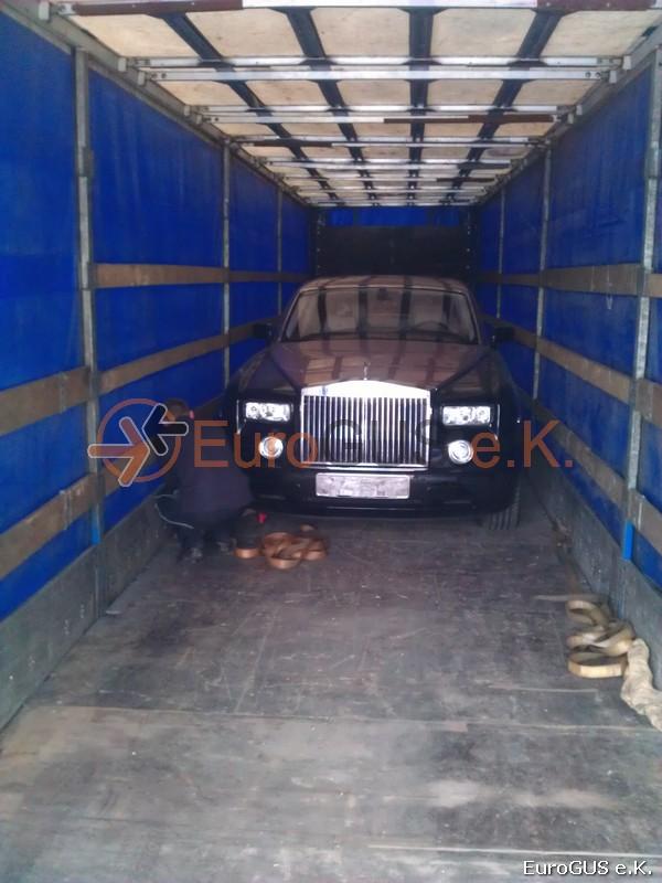 Перевозка дорогих автомобилей из Германии в Россию