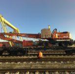 Негабаритные грузы – доставка по железной дороге из Германии