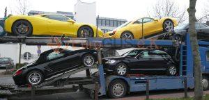 Доставка автомобилей из Германии автовозом: стоимость перевозки