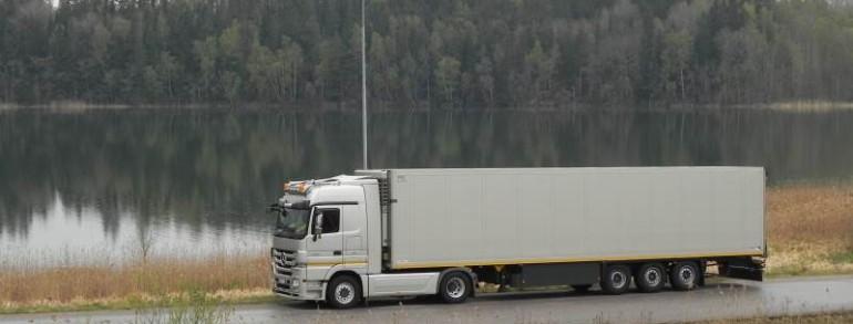 Активное развитие белорусских автоперевозок