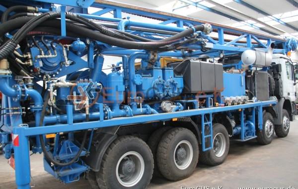 Бурильная установка  Drilling VB600