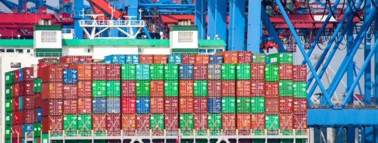 Перевозка промышленных товаров между странами Евросоюза и РФ в свете событий на Украине