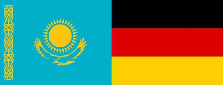Товарооборот между Казахстаном и Германией