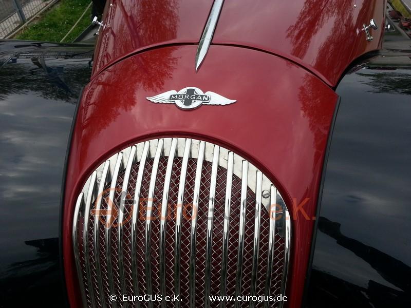 Morgan автомобили индивидуального дизайна