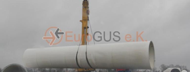EuroGUS — международные грузоперевозки