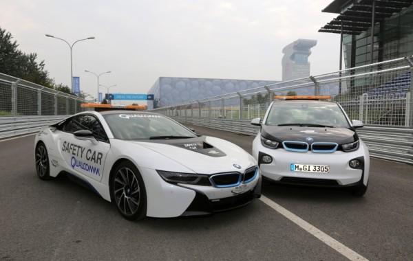 BMW i8 & BMW i3