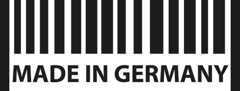 Импорт из Германии