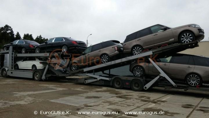 перевозка авто из Москвы