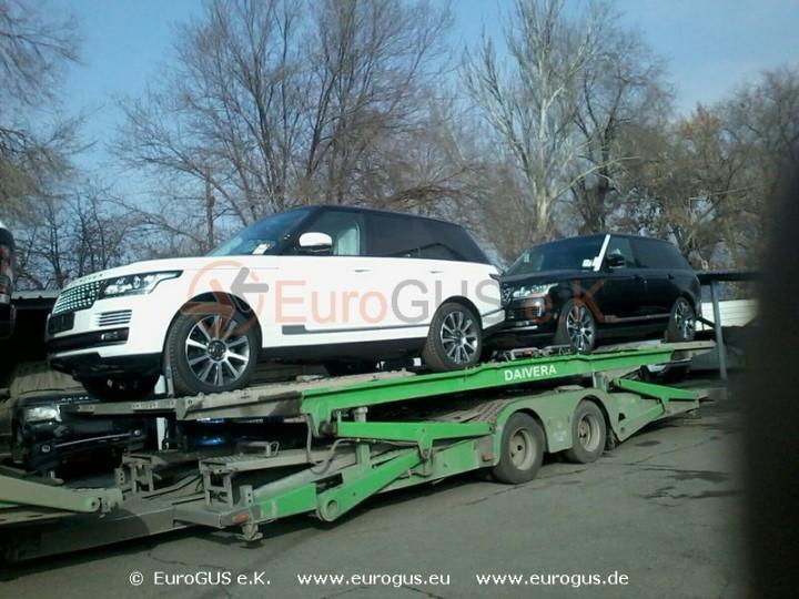 Легковые авто 2015-й год из Германии