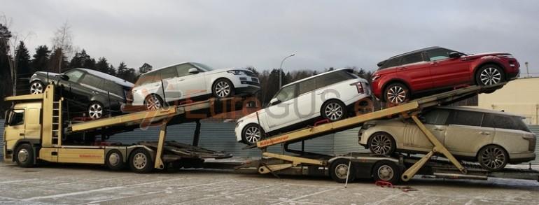 Авто из Германии 2015