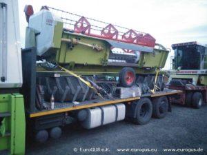 сельскохозяйственная колесная машина