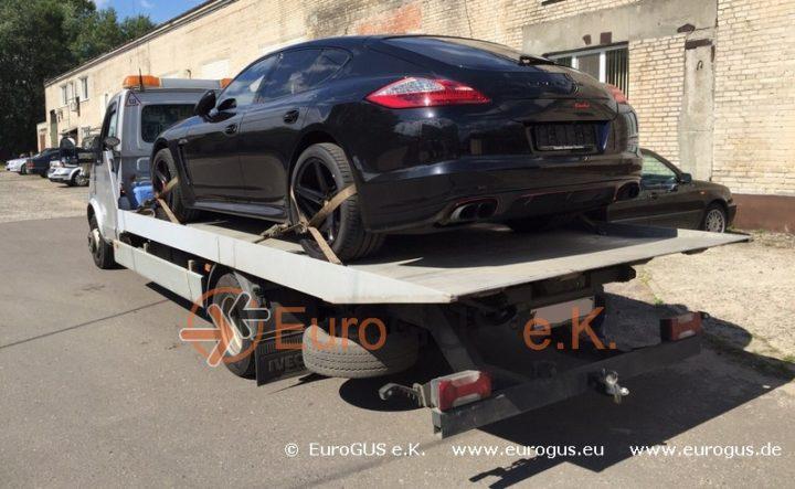 Доставка авто с гранинцы ЕС/Беларусь в Россию