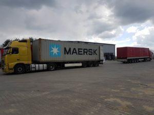 контейнер Maersk