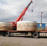Перевозка негабаритных грузов в Россию из стран Европы