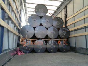 рулоны Грузоперевозка комплектных грузов из Германии в Россию