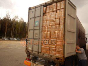 container контейнер eurogus