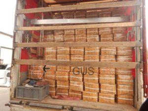 груз в контейнере eurogus