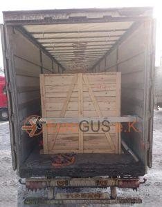 ящики с грузов из германии в россию