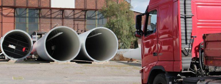 Доставка ветряка NEGMicon в Казахстан