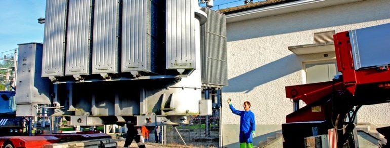 Негабаритные перевозки из Германии: промышленное оборудование