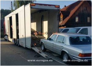 доставка на автовозе авто из германии