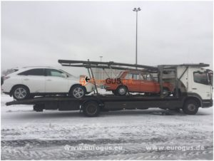 Авто из Германии 2017
