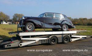Раритетный авто из Германии eurogus