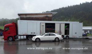 крытый автовоз для перевозки майбаха из москвы в германию eurogus