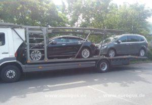 Авто из Европы eurogus автовоз германия