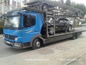 Авто из Европы 2018 на автовозе eurogus