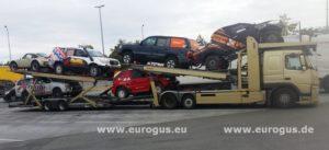 Rally Amul Hazar 2018 Доставка спортивных машин из Германии, авто из германии, автовоз, eurogus