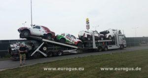 Доставка спортивных машин из Германии, авто из германии, автовоз, eurogus