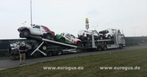 Rally Amul Hazar 2018 eurogus автовоз