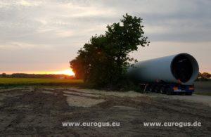 ветряк негабаритный груз eurogus