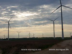 ветрогенератор из Германии eurogus